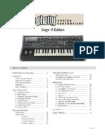 Organux Virtual Organ VST Instrument Software | Synthesizer