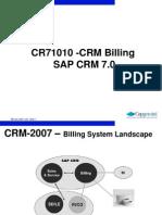 Cg Crm Billing Internal Trng 30.10.09