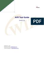 AVR Tool Guide V2.2 Eng