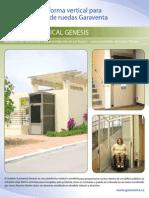 21172 a PB Genesis Brochure Espanol