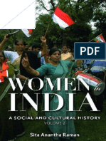 Women in India - A Social and Cultural History