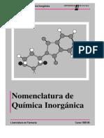 NMENCLATURA INORGANICA-APUNTES
