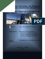 Empresa Diamante Proyecto de Centrales