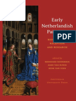 Early Netherlandish Paintings - Rediscovery, Reception, And Research (Art eBook)