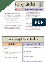 reading circle activities part 1