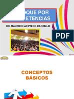 1 Enfoque Por Competencias - Antuanet Chirinos Mendoza