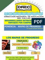 3 Mapas de Progreso - Gelvert Estrada Advíncula