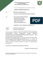 Informe Del Laboratorio Concreto FINAL