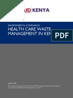 USAID HCW Management