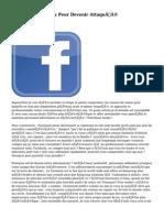 Facebook Hack - La Peur   Devenir  Attaqué