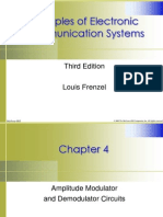 Modulation-Demodulation-Balance Modulation-SSB Circuits