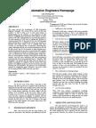 Intel Internship Technical Paper