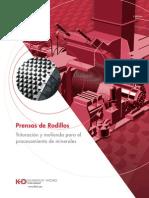 KHD RollerPress Minerals Span
