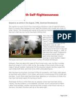 Church Burnings