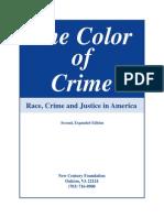Color of Crime 2005