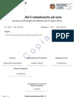 DCA 251 Del 30 Luglio 2014 Linee Guida Per Il Piano Strateg