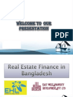 Real Estate Finance in BD