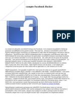 Check Out   Efficace  compte Facebook Hacker