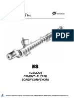 WAM ES Screw Conveyors Manual JEC