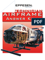 Airframe Answer Key