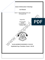 It2357 Lab Manual