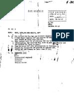 Interplanetary Phenomenon Unit Field Order, 4 July 1947