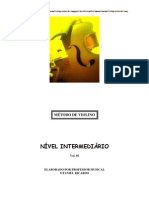Metodo Violino Otaniel Volume 02
