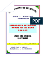 EBOOK Integrated Details of Roads for the Year 2014_15