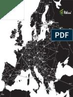 Raildude Train Map Europe