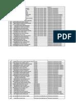 Listado Opcionados ECAPMA Tecnico - Tecnologico 2014 - II