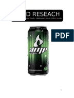 """business plan for energy drink Consider tapping into overseas markets: sahand wahid far explains in his book,  """"business plan for a fictional energy drink without chemical additives,"""" that."""
