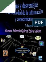 Mapa Sociedad de La Informacion-comunicacion