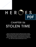06 Heroes Graphic Novel