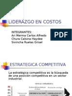 LIDERAZGO DE COSTOS