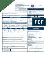 LTO Exam Application Form