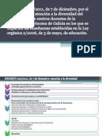 Decreto de Atención a La Diversidad 229 2011