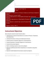 Module 3 - Phase Behavior and Fluid Properties