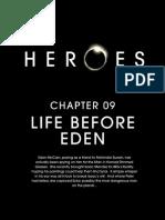 09 Heroes Graphic Novel