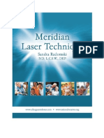 Meridian Laser Technique Manual