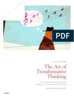 The Art of Transformative Thinking—The Reinvention of Retail Banking. An ATB Financial case study.