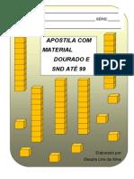 Apostila Com Material Dourado e SND