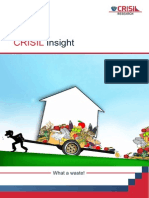 Insight on wastage in agri-business