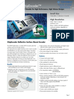 MicroESystems ChipEncoder CE300 SpecSheet