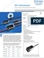 MicroESystems OPS DS DataSheet