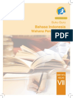 Buku Pegangan Guru Bahasa Indonesia Smp Kelas 7 Kurikulum 2013 Edisi Revisi 2014