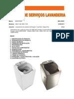 Manual Lavadora Brastemp BWL11AB BWL11AR