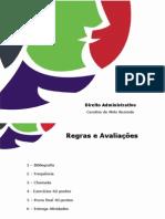 DIREITO ADMINISTRATIVO - aula 1.ppt