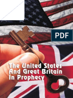 The United States and Britain in Prophecy.