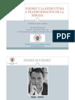 Cano Lopez T. - PB y La Estruc. Social La Transformacion de La Mirada Academia2 Modo de Compatibilidad -Libre