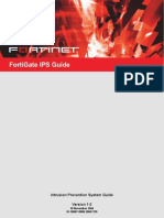 FortiGate IPS Guide